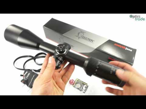 Docter V6 2.5-15x56 rifle scope review