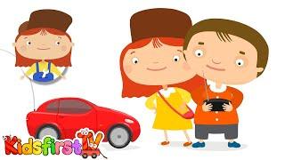 Doctor Mac Wheelie: BIRTHDAY PRESENT! Kid's cartoon movies & cartoon for kids about cars