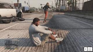 GTA V Unbelievable Crashes/Falls Funny Moments - Episode 03