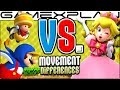 Just How Different is Peachette in New Super Mario Bros. U Deluxe?