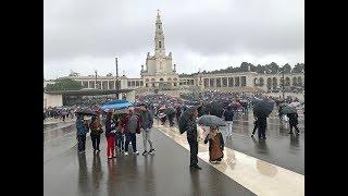 Heart of Portugal in 12 Days: Fátima in the Rain
