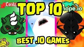 TOP 10 BEST .IO GAMES of 2018/19