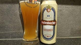 Tasting A 90P Lidl Beer! Perlenbacher Weissbier | German Beer Review