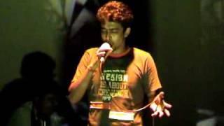 Nachiketa's song Dujon Manush BySwapan Chatterjee Part-1