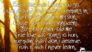 Ghost - Ella Henderson (Lyrics)