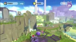 De Blob 2: 100% Walkthrough - Paradise Island All Collectables Part 1 [HD]