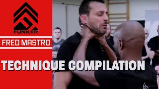 Fred Mastro | Mastro Defence System | MDS | Technique Compilation