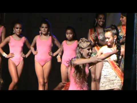 Concurso Rainha do Carnaval de SM 2011 resultado final mirim e infantil.MPG
