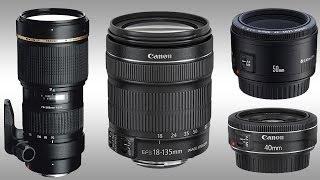 What Lens Should I Buy? (Beginner Guide)