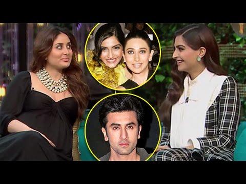 Xxx Mp4 Karisma Wants Ranbir Kapoor To MARRY Sonam Kapoor Kareena Kapoor REACTION Koffee With Karan 5 3gp Sex