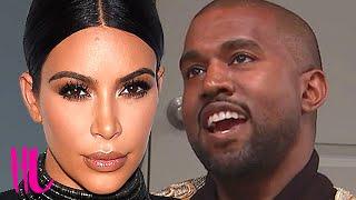 Kanye West Tried To Break Up Kim Kardashian & Kris Humphries Marriage - VIDEO