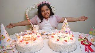 حفلة عيد ميلاد أختي الكبيرة !🎂 happy birthday party