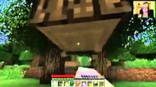 Minecraft   Survival No trees! 144p Video Only