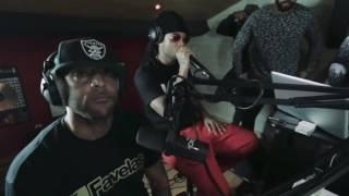 Le plus gros Freestyle de  Booba, Damso ,Kalash, Niska sur OKLM Radio