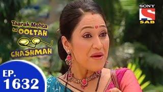 Taarak Mehta Ka Ooltah Chashmah - तारक मेहता - Episode 1632 - 19th March 2015