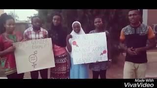 VSO ICS Nigeria Return Volunteers Awareness on Gender Equality Group 2