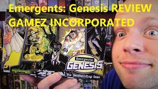 Emergents Genesis Review  - Gamez Incorporated