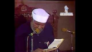 03- تفسير سورة  مريم - الآية ( 16 -- 23 ) - الشيخ متولي الشعراوي