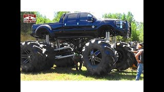 Biggest Ford Diesel Dually on Earth