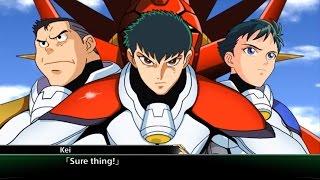 Super Robot Wars V (EN) - Shin Dragon, Birth of Tenku & Journey to Iscandar (Stage 40)
