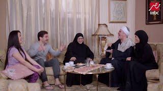 سلسال الدم - فرحة نصرة وأهلها برجوع حقها من هارون