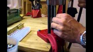 Lee Classic Turret Press and Safety Prime - Extra Part 6 - Making 20 Rounds of .45 Colt