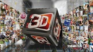 LG HD Demo: Cinema 3D World
