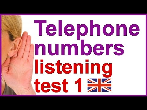 Xxx Mp4 Telephone Number Listening Practice In English 3gp Sex