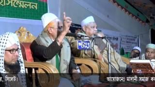 Allama Junaid Al Habib Shaheb (Dhaka) 2015 Part 2 (BANGLA WAZ)