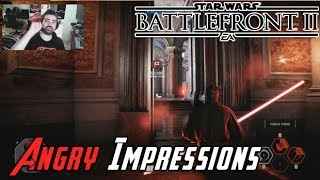 Angry Impressions - Star Wars Battlefront II @E3 2017