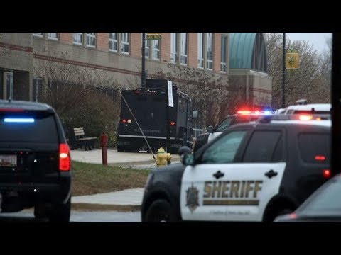 Xxx Mp4 Police Officer Kills Gunman During Shooting At Md High School 3gp Sex