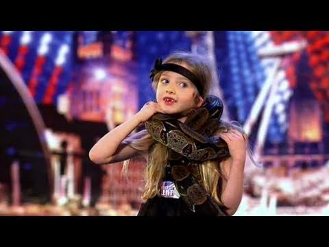 Olivia Binfield - Britain's Got Talent 2011 Audition Video Clip