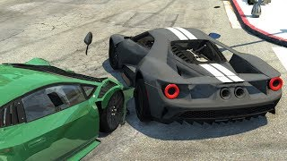 Expensive Car Crashes (LUXURY CARS, SUPERCARS&SPORTS CARS) - BeamNG Drive