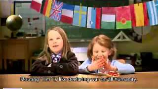 European Values: explained by children