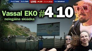 Takže tak! #5.0 Live: Vassal EKO - nelegálna skládka v Bratislave