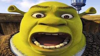 Shrek SuperSlam Full Game Movie All Cutscenes
