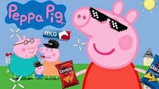 YTP- Peppa pig goes to the dentist