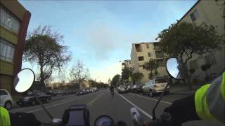 ebiking across san francisco | A2B Metro Gen. 2 | GoPro Hero 3 Black [720p HD]