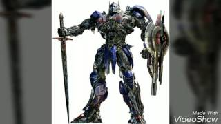 Transformers Monster by Skillet