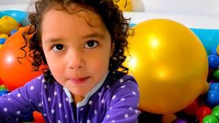 Baby Baby Yes Papa! NEW VERSION! Like Johny Johny Yes Papa Video for Kids!
