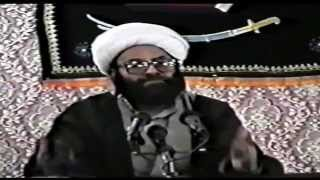 Unseen Footage - Ayatollah Ul Uzma Mohammad Hussain Dhakoo Response to Irfan Shah Mashaddi