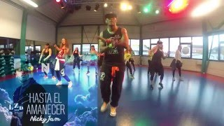 NICKY JAM - Hasta El Amanecer (Remix) Latin Dance & ZUMBA® FITNESS