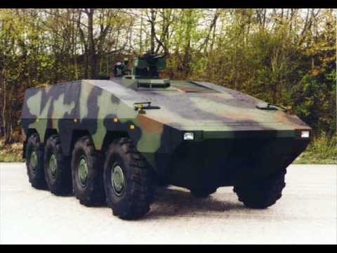 Top 30 modern armored personnel carriers APC