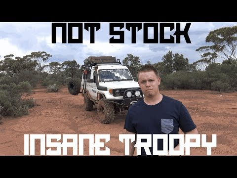 "Insane Troopy - ""Not Stock""  EP01"