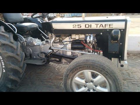 25 DI TAFE 25 HP modify  tractor.1989 model.