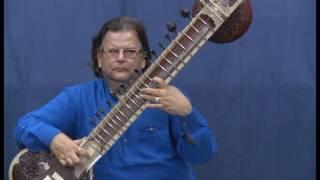 Hindi songs in Raag Yaman on sitar by Shri Chandrashekhar Phanse{Part 1}