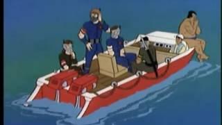 Chuck Norris Serie Animada (Español Latino)