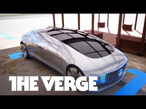 Mercedes Benz F 015 the amazing way we ll drive in 2030