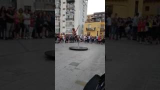 The Pole Dance alla Sprint c.so Calatafimi, 326 Palermo. Martedì e Giovedì  alle 10 e alle 20