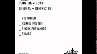 Tasen - Slow Them Down (Shamik Remix)